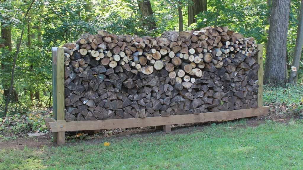 A1 Exterminators Outdoor Firewood Storage Ideas