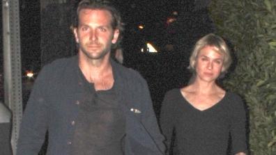 Bradley Cooper and Renee Zellweger. (X17Online.com)