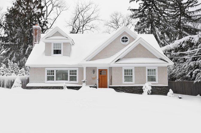 Inexpensive ways to heat your home in winter